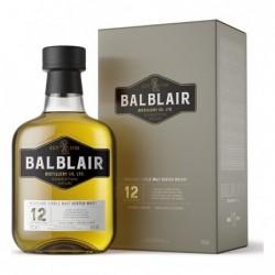Whisky Single Malt BALBLAIR...