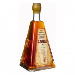 Rhum BAILLY bouteille...