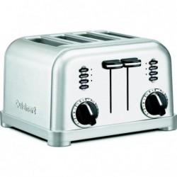 Toaster acier brosse 4...