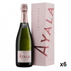 Champagne Rose Majeur 75 cl...