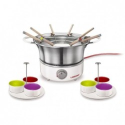 Appareil a fondue inox 900...