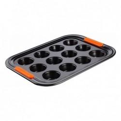 Moule à 12 muffins Patiliss