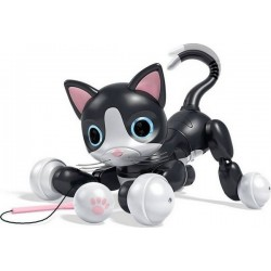 Chat Interactif Zoomer Kitty
