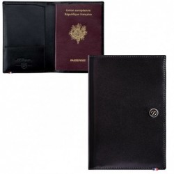Couverture passeport LINE D...