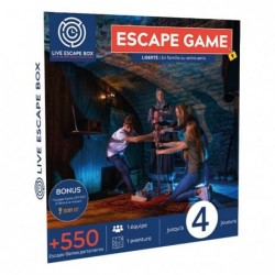 Coffret Escape Box Liberte...