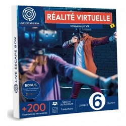 Coffret Realite Virtuelle...
