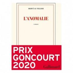 Livre L'ANOMALIE - Hervé Le...