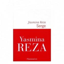 Livre SERGE - Yasmina Reza