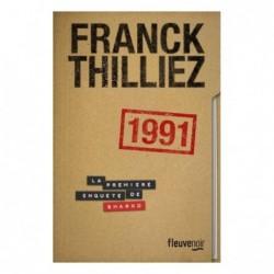 Livre 1991 - Franck Thilliez